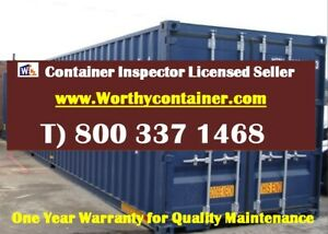 Birmingham Al 40 High Cube Shipping 40ft Hc Storage Container Sale