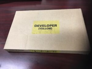 Yellow Developer 675k18020 For Xerox Docucolor 240 250 260