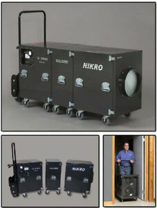 Nikro 1 Basic Air Duct Cleaning Package Sl2000 pack