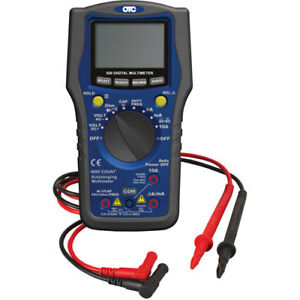 Otc Tools 3940 550 Series Digital Multimeter Features Diode Test Continuity Tes