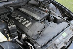 2002 Bmw 530i Engine And Automatic Transmission 189 500 Miles