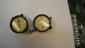 Johnson Gage 2 Inch Dial Indicators 25 126 00025