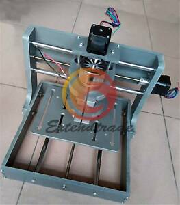 3 Axis Usb Diy Cnc 2020b Mill Wood Router Kit Engraver Pcb Milling Machine