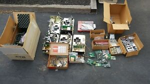 Andros Gas Analyzers 6 Emission Tester Benches For Parts And Many Extra Parts