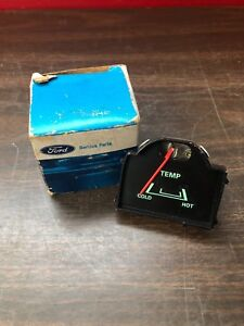 1970 1971 Ford Torino Gt Ranchero Temperature Gauge Nos Ford 818