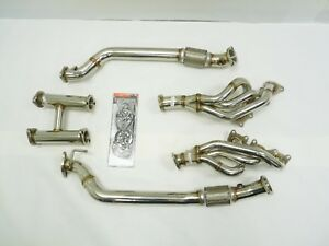 Obx Exhaust Long Tube Header For 2010 15 Hyundai Genesis Coupe 3 8l V6