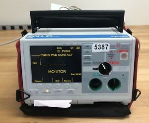 Zoll M Series Biphasic 200 Joules Max W case 5387