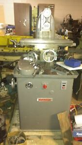 Sheldon Horizontal Milling Machine With Arbor Support And Arbor Southbend