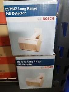 Bosch Ds794z Pir 80ft Long Range 200 Passive Infrared Motion Detector Sensor