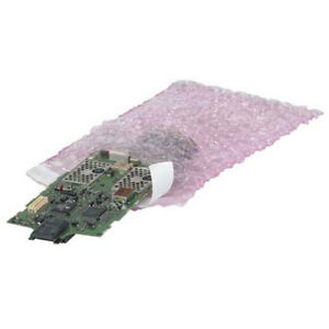 8 X 15 1 2 Anti static Bubble Bags 300 Pack Lot Of 1
