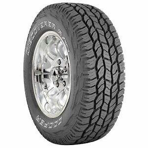 Cooper Discoverer A t3 265 70r16 112t Owl All Season Tire