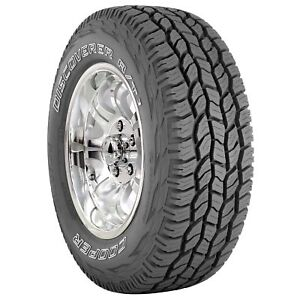 Cooper Discoverer A t3 265 70r17 115t Owl All Season Tire