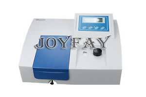 Visible Spectrophotometer Lab Equipment 4 Nm 721n 360 1000 Nm