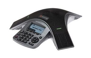 Polycom Ip Conference Phone Soundstation Ip 5000 Poe Patented Acoustic Clar
