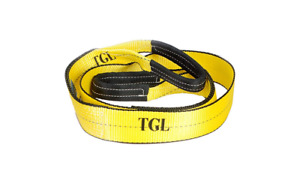3in 8ft Tree Saver Winch Strap Tow 30 000 Pound Capacity