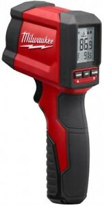 Milwaukee Laser Temperature Gun Infrared 10 1 Thermometer
