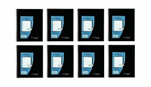 Mead Cambridge Limited Business Notebooks Legal Ruled 1 Subject 8 pack 06