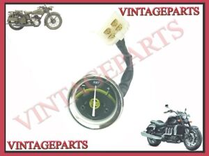 10x Royal Enfield Classic 350cc Amp Ampere Meter Gauge With Wire 592566 c