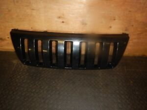Jeep Grand Cherokee Wj 99 03 Aftermarket Black Grill Grille Free Ship