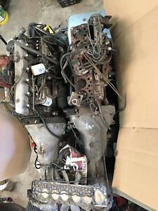 Nissan Sd33 6 Cylinder Diesel Engines transmissions And Transfer Cases Included
