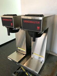 Grindmaster Cpo sapp Portable Pourover Coffee Brewer new Authorized Seller