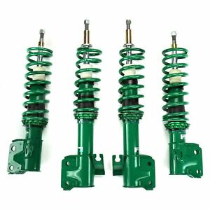 Tein Street Advance Z Coilovers Civic Ek Inc Em1 Si 96 00 Gsh98 9uss2