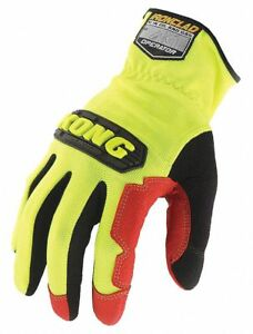 Kong Mechanics Gloves Xl High Visibility Yellow Kopr 05 xl