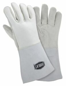 Ironcat Welding Gloves Stick 14 M Pr Pearl 9061 m