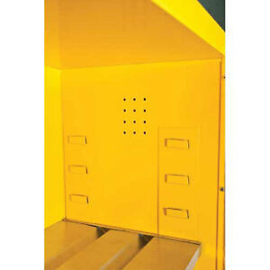 Extra Shelf Nfn5478 For Flammable Safety Compact Cabinets 17 w X 17 d Lot Of 1