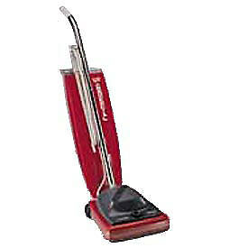 Sanitaire 174 12 Commercial Upright Vacuum W Vibra groomer Ii 174 Red