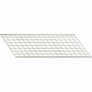 1 4 Thick Wire Mesh Deck Panel 72 wx36 d Lot Of 1