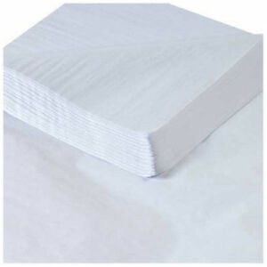 24 x36 White Tissue Paper 960 Pack Lot Of 1