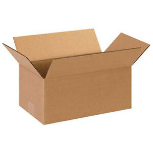 12 x5 x5 Long Corrugated Boxes 200lb Test ect 32 25 Pack Lot Of 25