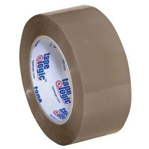 291 Industrial Tape 2 x100 Yds 2 6 Mil Tan 6 pack Lot Of 1