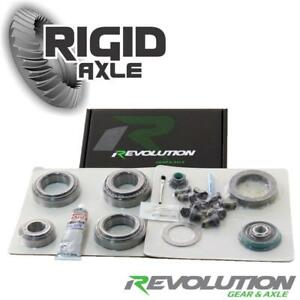 Gm Chevy Ford Dodge Dana 70hd Revolution Gear Master Bearing Install Rebuild Kit