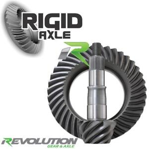 Chevy Dodge Ford Dana 60 Revolution Gear 3 55 Differential Ring And Pinion Set
