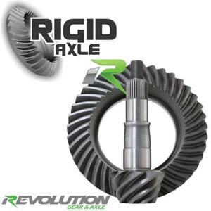Gm Chevy 9 5 14 Bolt Revolution Gear 3 73 Differential Ring And Pinion Gear Set