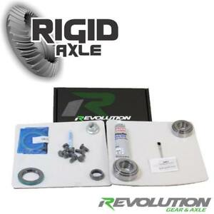 1995 Up Dana 30 Jeep Wrangler Tj Revolution Gear And Axle Pinion Rebuild Kit