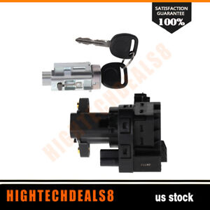 Replacement Ignition Lock Cylinder W Keys And Ignition Switch For Chevy Olds