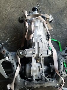 09 17 Nissan Gtr Gt r Awd Transmission W Differential 23k Miles