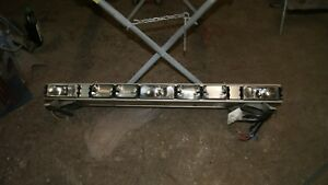 Whelen 9000 Series 9m 55 Inch Strobe Light Bar
