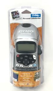 Dymo Letratag Lt 100h Handheld Label Maker For Office Or Home 1749027 Seal