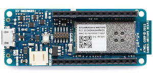Abx00011 Arduino Mkr1000 Iot Board With Headers 256k Flash Wifi