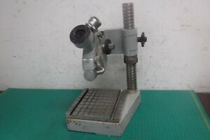 Vintage Carl Zeiss 36730 Microscope Stand Base