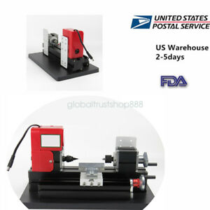 20000rpm Mini Metal Lathe Machine Saw Combined Diy Crafts High Precision Usps