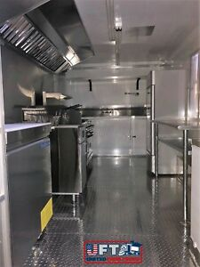 Concession Trailer Custom Food Trailer