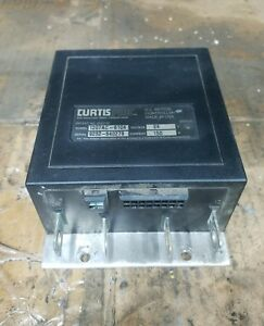 Used Working Curtis Controller 1207ac 6104