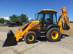 New 2018 Jcb 3cx Super Backhoe 6 Hours Factory Warranty