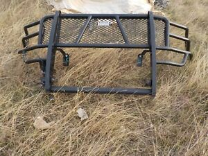 2011 2012 2013 2014 Chevrolet 2500 3500 Chevy Ranch Hand Grille Guard Ggc111bl1