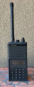 Bk Radio Portable Handheld Vhf Two Way Radio W antenna cover